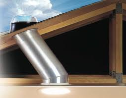 Solar skylight tube